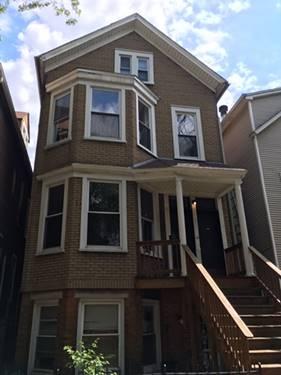 2117 W Melrose Unit GARDEN, Chicago, IL 60618 Roscoe Village