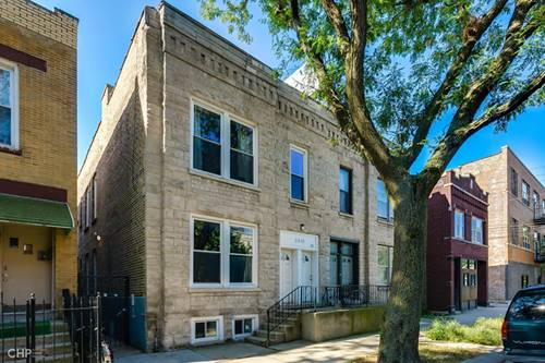 2341 W Montana Unit 2R, Chicago, IL 60647 Bucktown