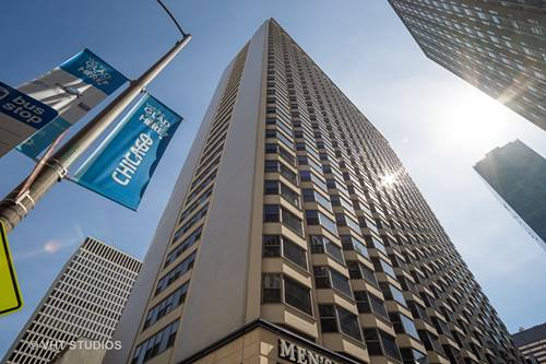535 N Michigan Unit 2806, Chicago, IL 60611 Streeterville