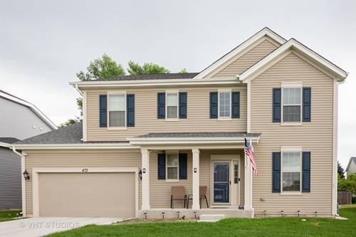 473 S Stone Bluff, Romeoville, IL 60446