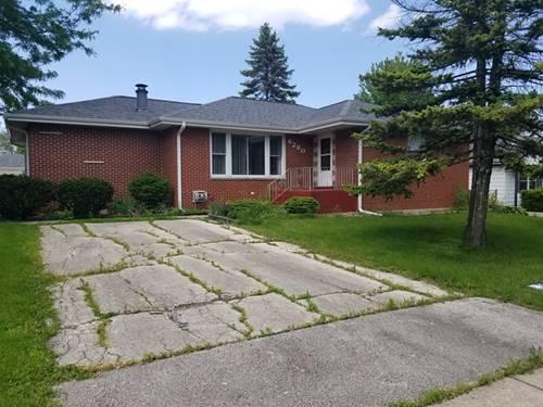 6280 W 93rd, Oak Lawn, IL 60453