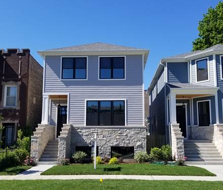 1704 W Thorndale, Chicago, IL 60660 Edgewater