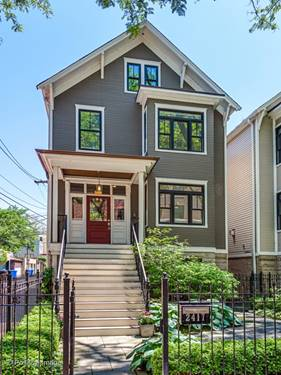 2417 N Orchard, Chicago, IL 60614 Lincoln Park