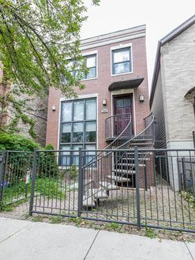1822 W Erie, Chicago, IL 60622 East Village