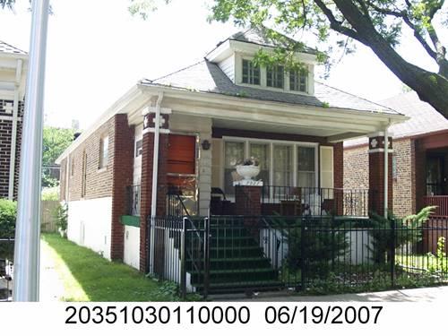 7927 S Ingleside, Chicago, IL 60619