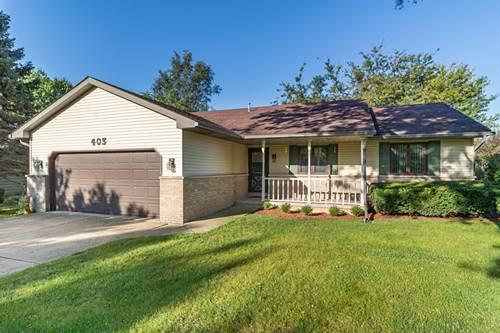 403 Freemont, Yorkville, IL 60560