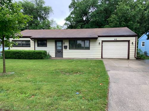 212 N Coolidge, Normal, IL 61761