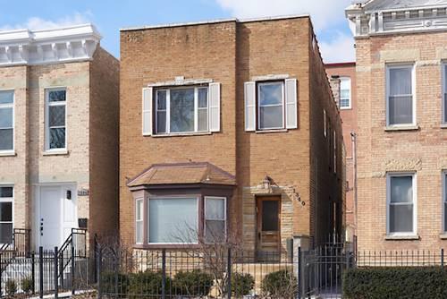 1340 N Oakley, Chicago, IL 60622 Wicker Park