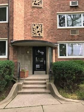1922 W Norwood Unit 1B, Chicago, IL 60660 West Ridge