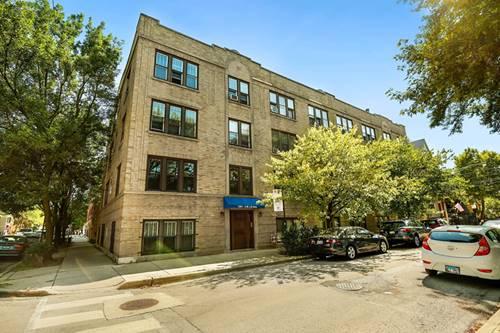 1207 W Lill Unit 3, Chicago, IL 60614 Lincoln Park