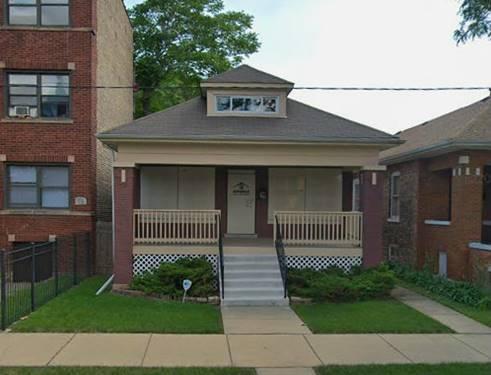 7807 S Bishop, Chicago, IL 60620 Gresham
