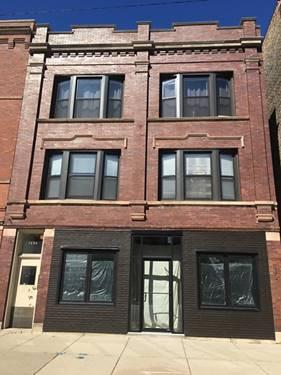 1254 W Addison Unit 3, Chicago, IL 60613 Lakeview
