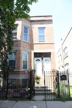 2130 N Lavergne, Chicago, IL 60639 Belmont Cragin