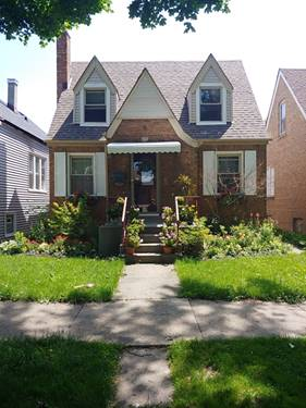 2707 N Rutherford, Chicago, IL 60707 Montclare