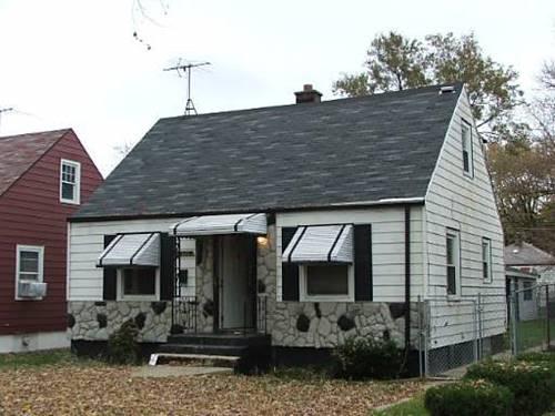 12213 S Carpenter, Chicago, IL 60643