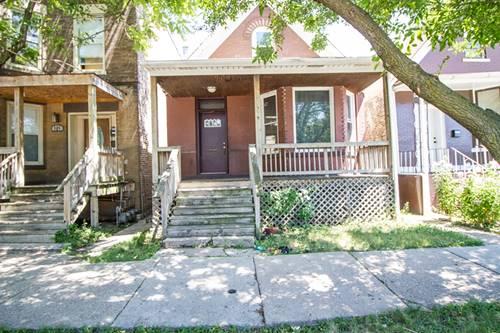 319 S Kilbourn, Chicago, IL 60624 West Garfield Park