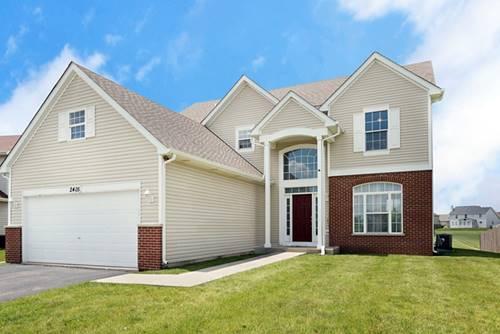 2405 White Ash, Plainfield, IL 60586