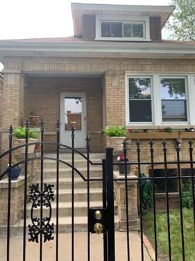 958 N Springfield, Chicago, IL 60651 Humboldt Park