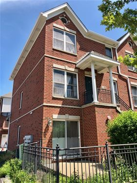 1708 W Pershing, Chicago, IL 60609 McKinley Park