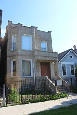 4113 W Maypole, Chicago, IL 60624 West Garfield Park