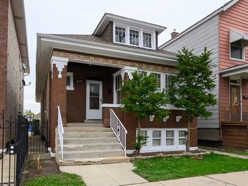 5425 S Fairfield, Chicago, IL 60632 Gage Park
