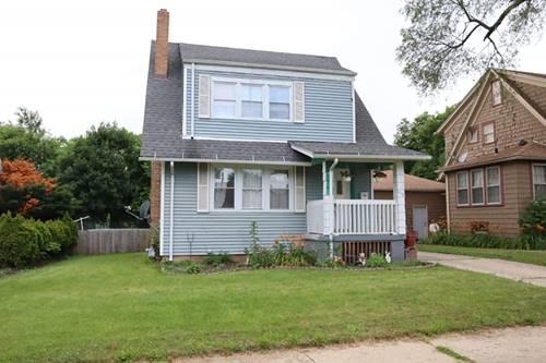 606 Cleveland, Elgin, IL 60120