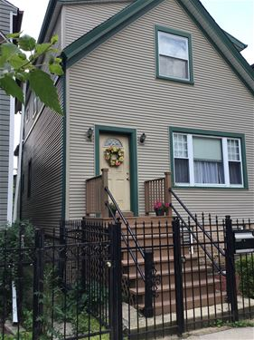 2553 W Cortland, Chicago, IL 60647 Logan Square