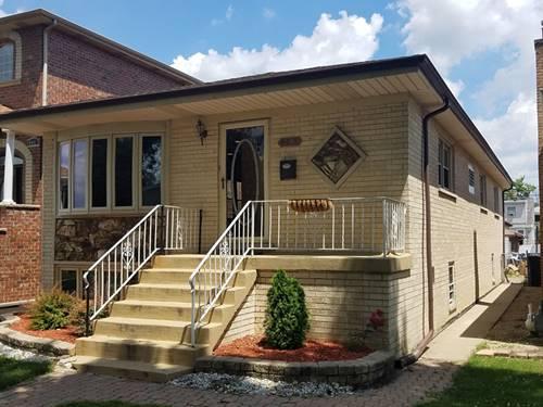 4439 N New England, Harwood Heights, IL 60706