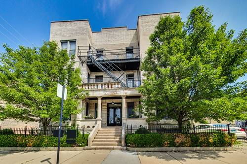 1716 W Leland Unit 1F, Chicago, IL 60640 Ravenswood