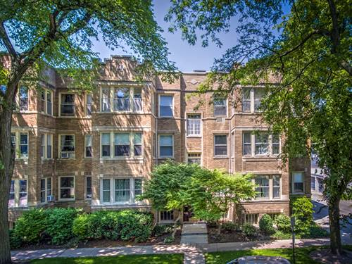721 Simpson Unit 2, Evanston, IL 60201