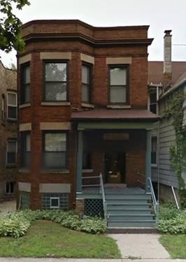 1821 W Patterson Unit 2, Chicago, IL 60613 Northcenter