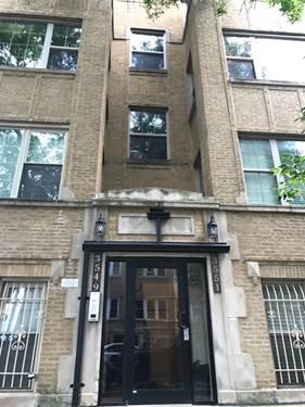 3551 W Belle Plaine Unit 2, Chicago, IL 60618 Irving Park