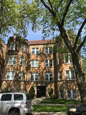 7341 N Seeley Unit 3S, Chicago, IL 60645 Rogers Park