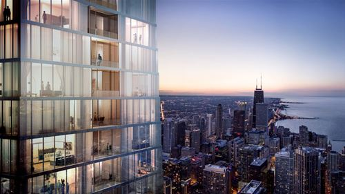 363 E Wacker Unit 6906, Chicago, IL 60601 New Eastside