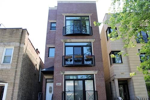 2451 W Thomas Unit 1, Chicago, IL 60622 Humboldt Park
