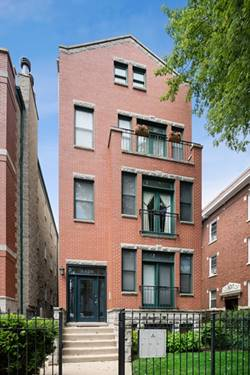 3328 N Kenmore Unit 3, Chicago, IL 60657 Lakeview