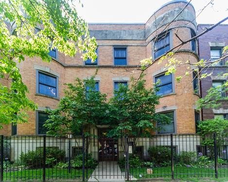 4340 N Kenmore Unit 3, Chicago, IL 60613 Uptown