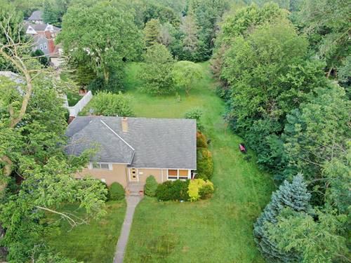 531 N Oak, Hinsdale, IL 60521