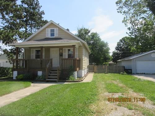 1202 Clement, Joliet, IL 60435
