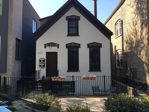 2047 W Shakespeare Unit R, Chicago, IL 60647 Bucktown