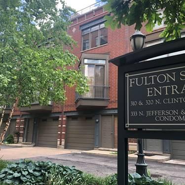 310 N Clinton Unit L, Chicago, IL 60661 Fulton River District