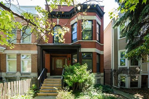 3527 N Hermitage, Chicago, IL 60657 West Lakeview