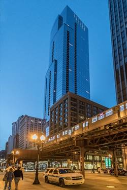 60 E Monroe Unit 4303, Chicago, IL 60603 The Loop