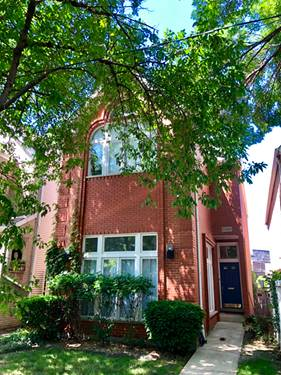 2302 N Greenview, Chicago, IL 60614 Lincoln Park