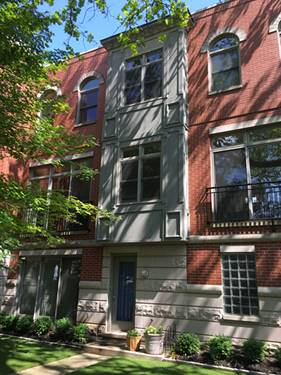 1806 W Byron, Chicago, IL 60613 Northcenter