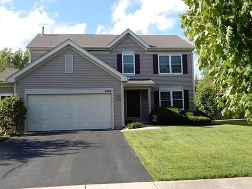 1542 Schafer, Bolingbrook, IL 60490