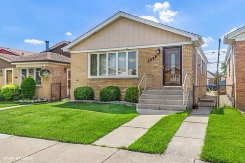 5022 S Knox, Chicago, IL 60632 Archer Heights