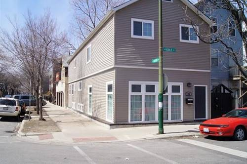 700 N Noble Unit 1, Chicago, IL 60642