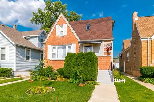 3025 N Olcott, Chicago, IL 60707 Belmont Heights