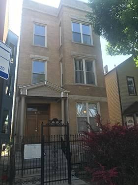 1715 N Francisco Unit 3, Chicago, IL 60647 Logan Square